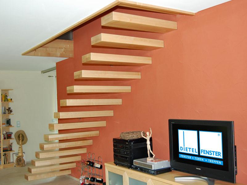 kragarmtreppe. Black Bedroom Furniture Sets. Home Design Ideas